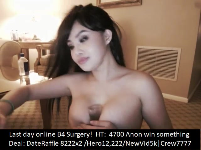 Petite Asian babe Sunhiee camshow 20171214